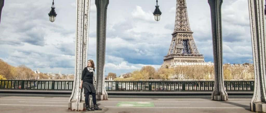 Cheryl Dimof freelance writer blogger web designer in Paris