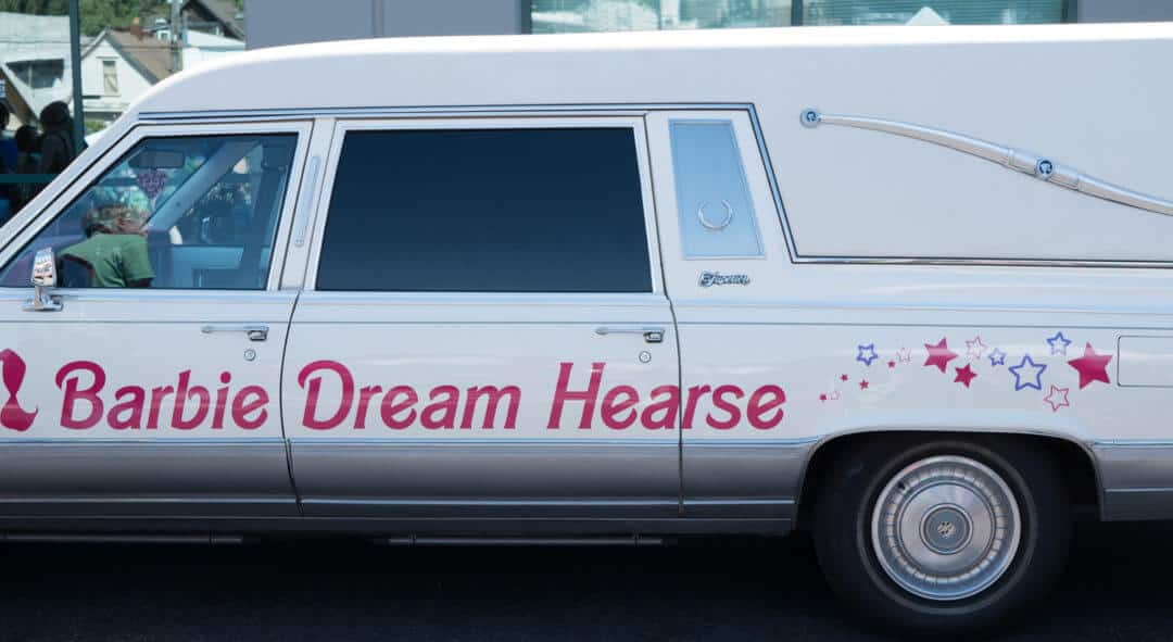Barbie Dream Hearse Seattle Art Cars Fremont Fair Art Cars
