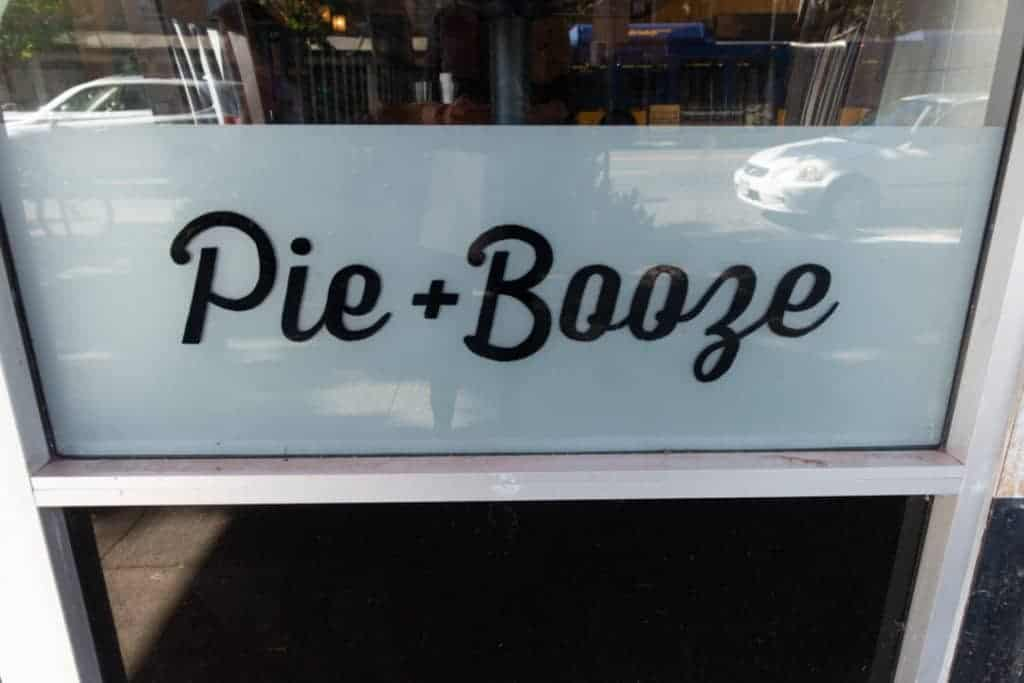 Pie Bar Ballard