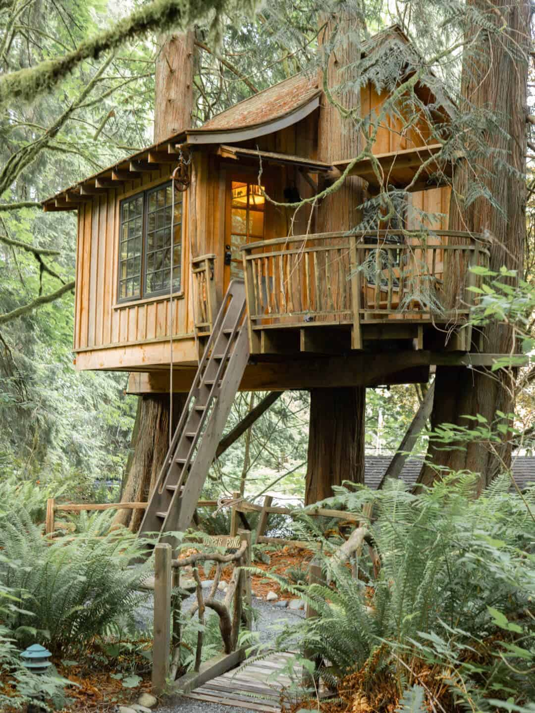 Treehouse Rentals Near Me Treehouse Rentals In Washington Or Bc Id