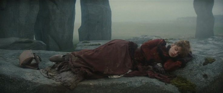 Tess of the D'Urbervilles 1979 Stonehenge Roman Polanski