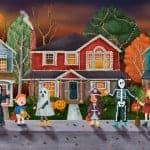 Ghoulsbo Poulsbo Halloween Trick or Treat Seattle Autumn Events Seattle halloween Events Puget Sound Autumn Events Community Trick or Treat