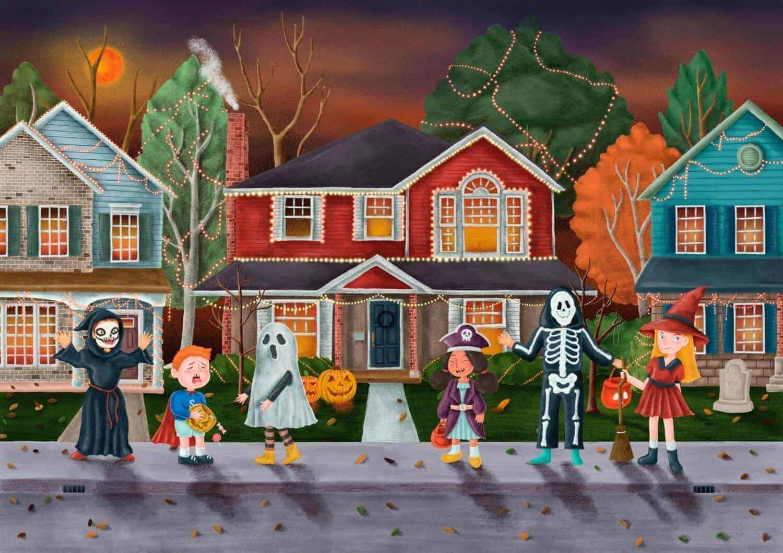 Ghoulsbo Poulsbo Halloween Trick or Treat