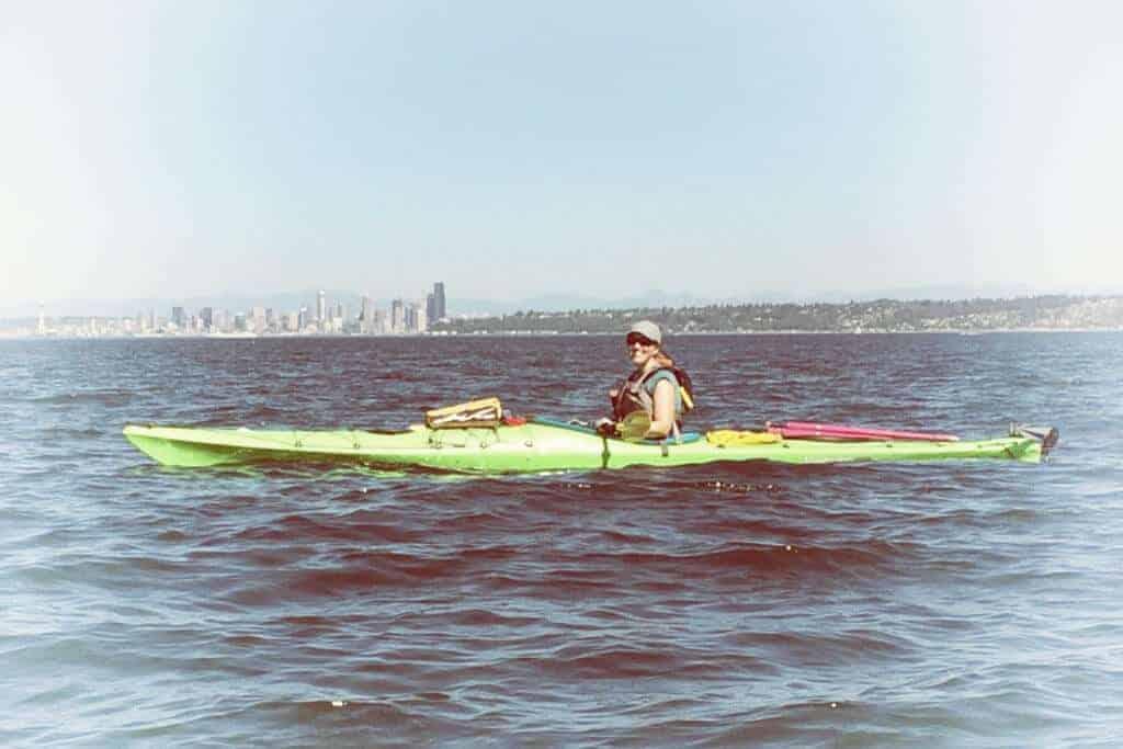 A Transformational Kayak Journey