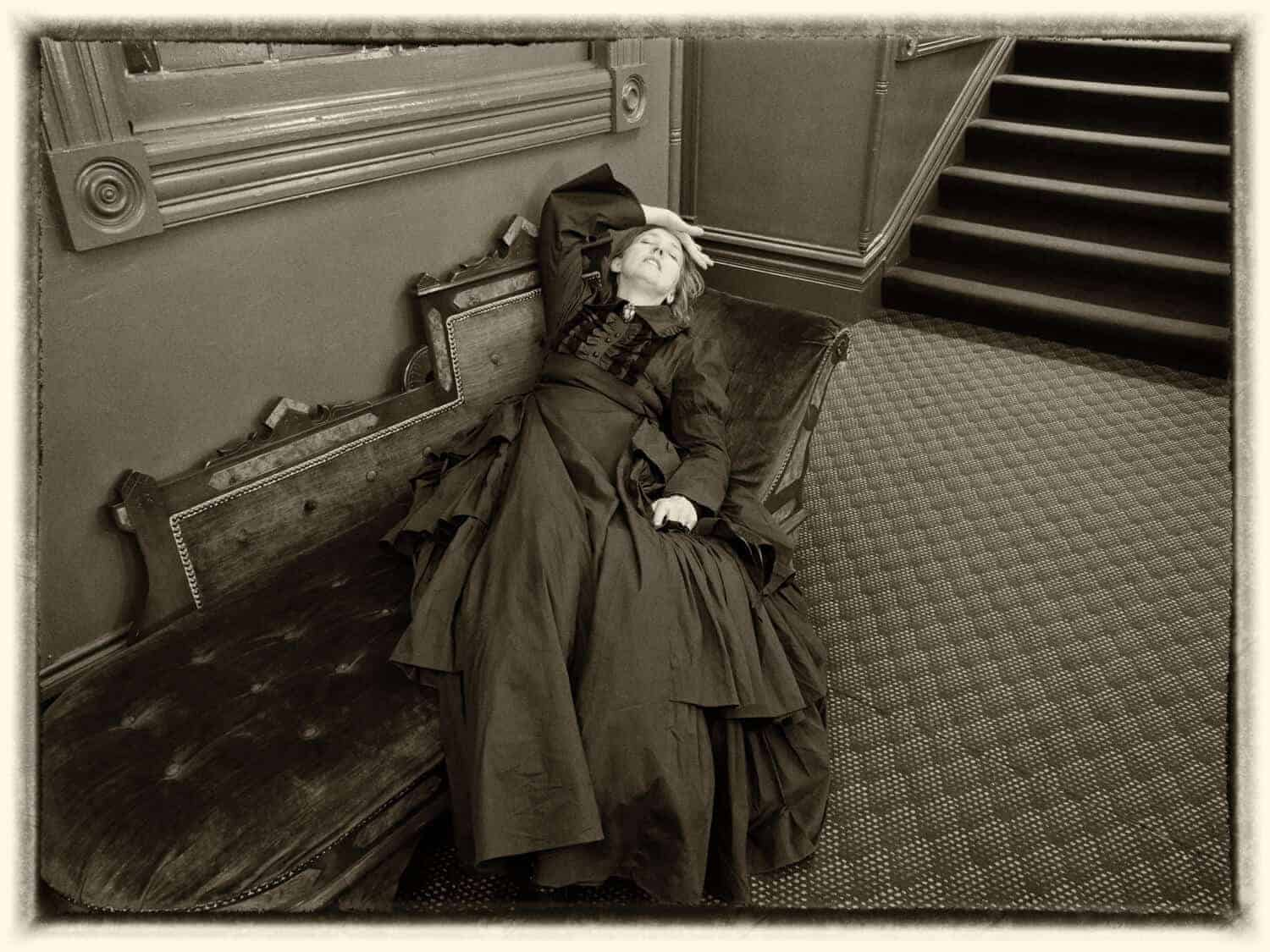 Swooning at the Port Townsend Victorian Festival