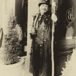 Grymm leads Twisted History Tours at the Port Townsend Victorian Festival