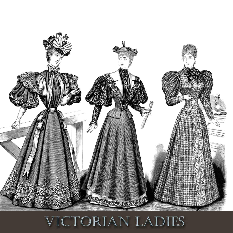 Victorian Women's Clothing