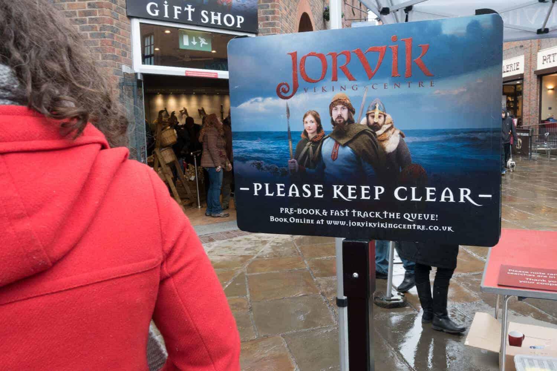 things to do in York Jorvik