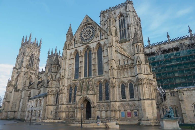 Things to Do and See at York Minster Cathedral