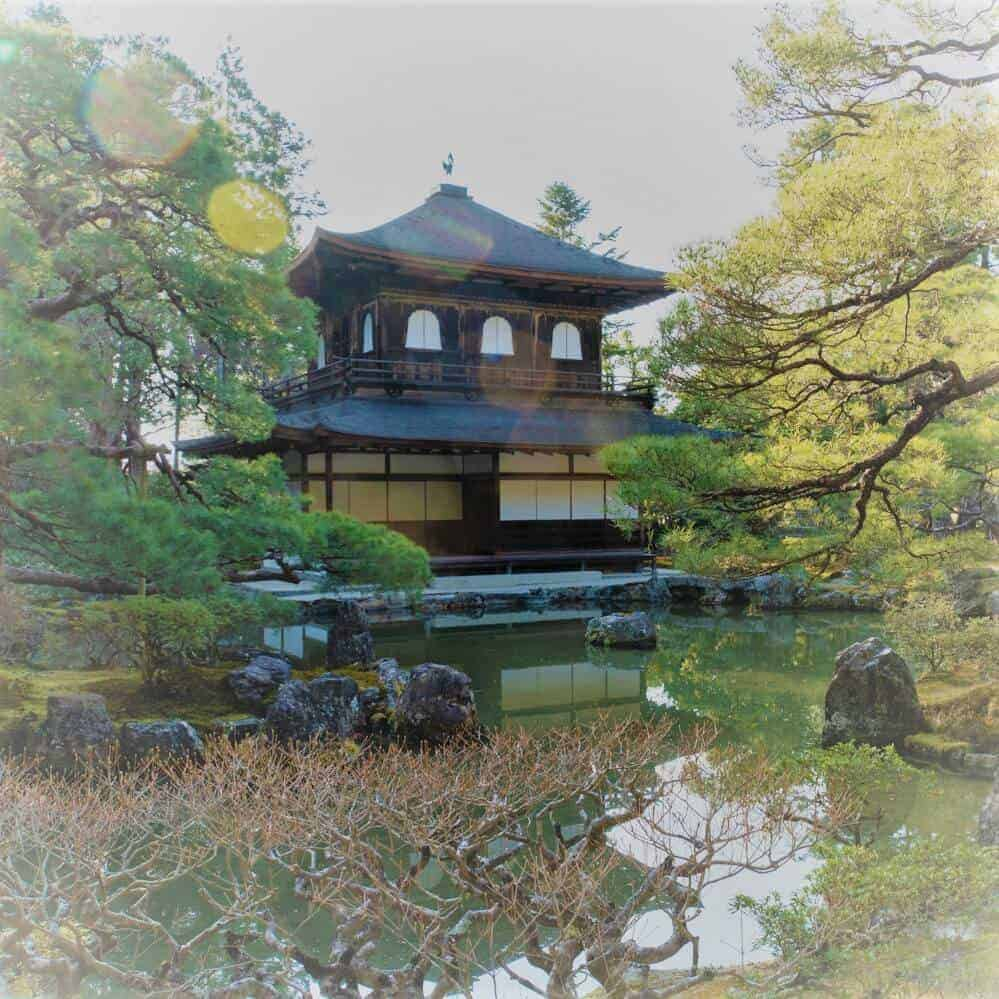 Zen Temples of Kyoto Ginkaku-ji