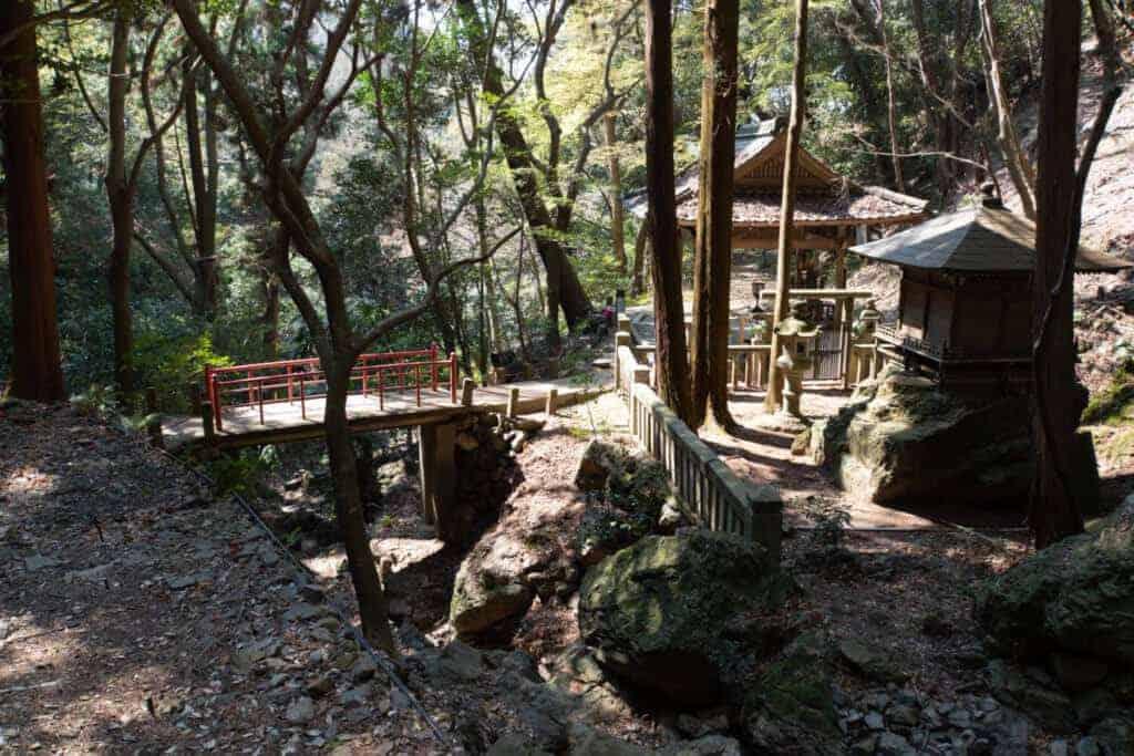 Nanzen-ji oku-no-in shrine