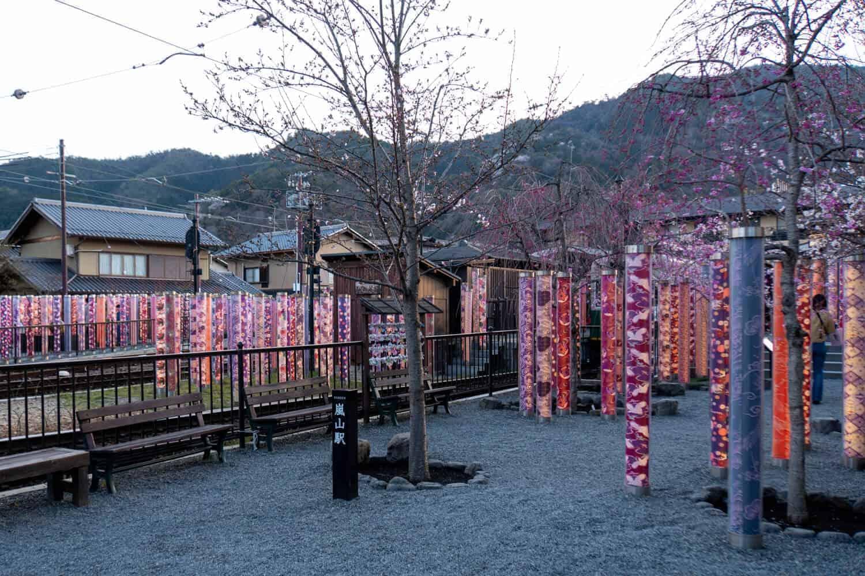 Arashiyama Kyoto Kimono Forest