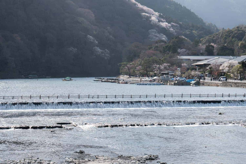 Arashiyama Kyoto Katsura River