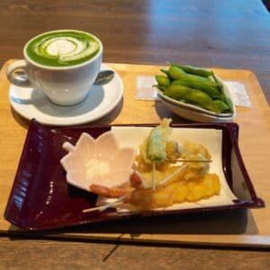 Togetsu Cafe Arashimaya Kyoto