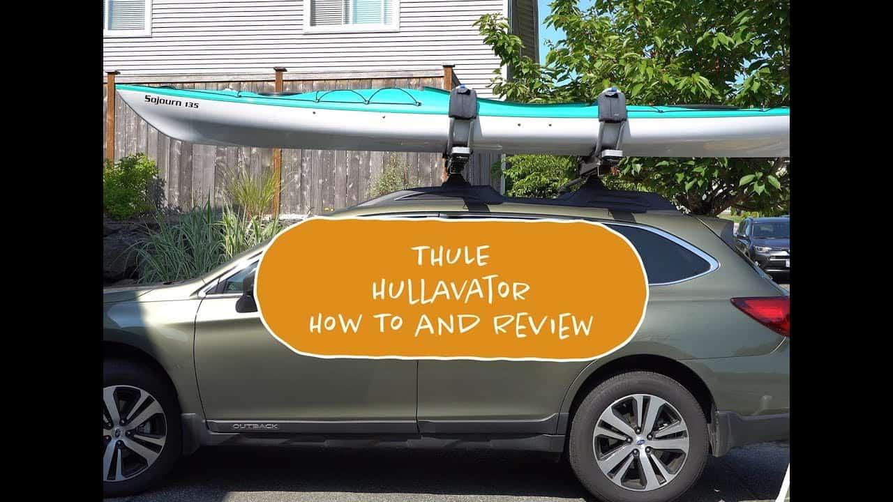 Thule Hullavator Demo and Review