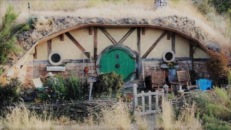 Underground Hygge/Hobbit Inn Map