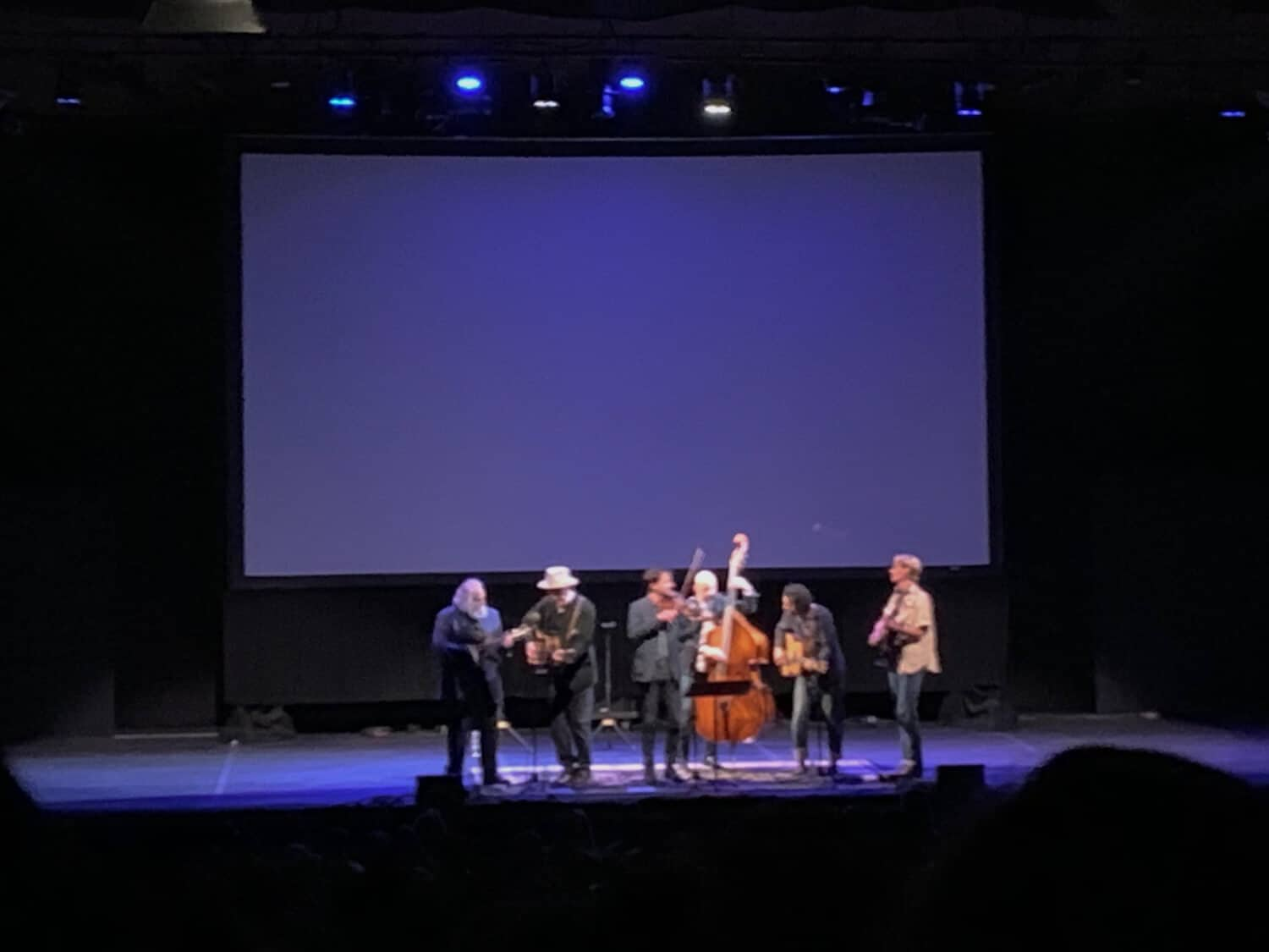 John C. Reilly and Friends at Thing NW Review 2019
