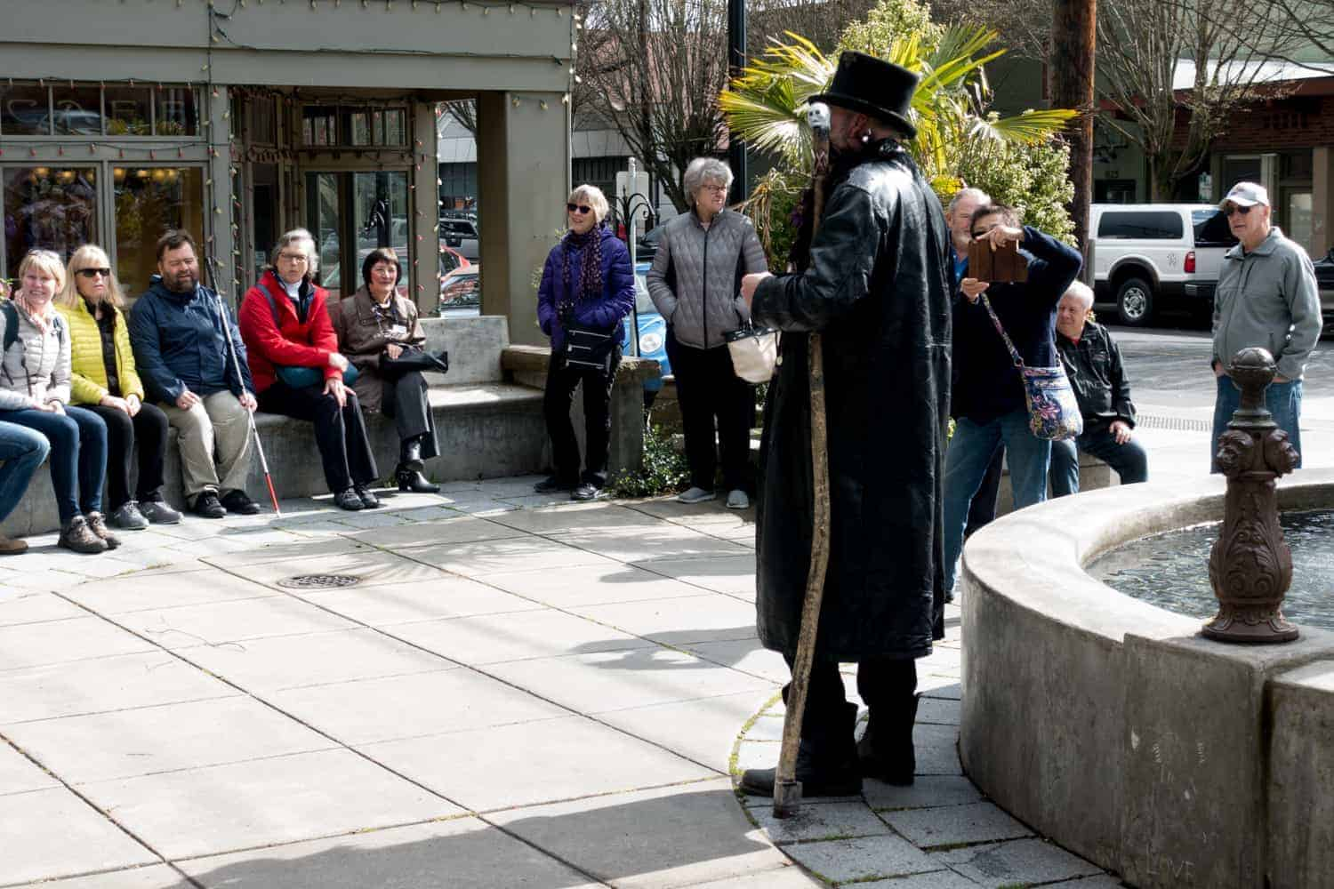 Port Townsend Ghost Tour Photo Twisted History Tours