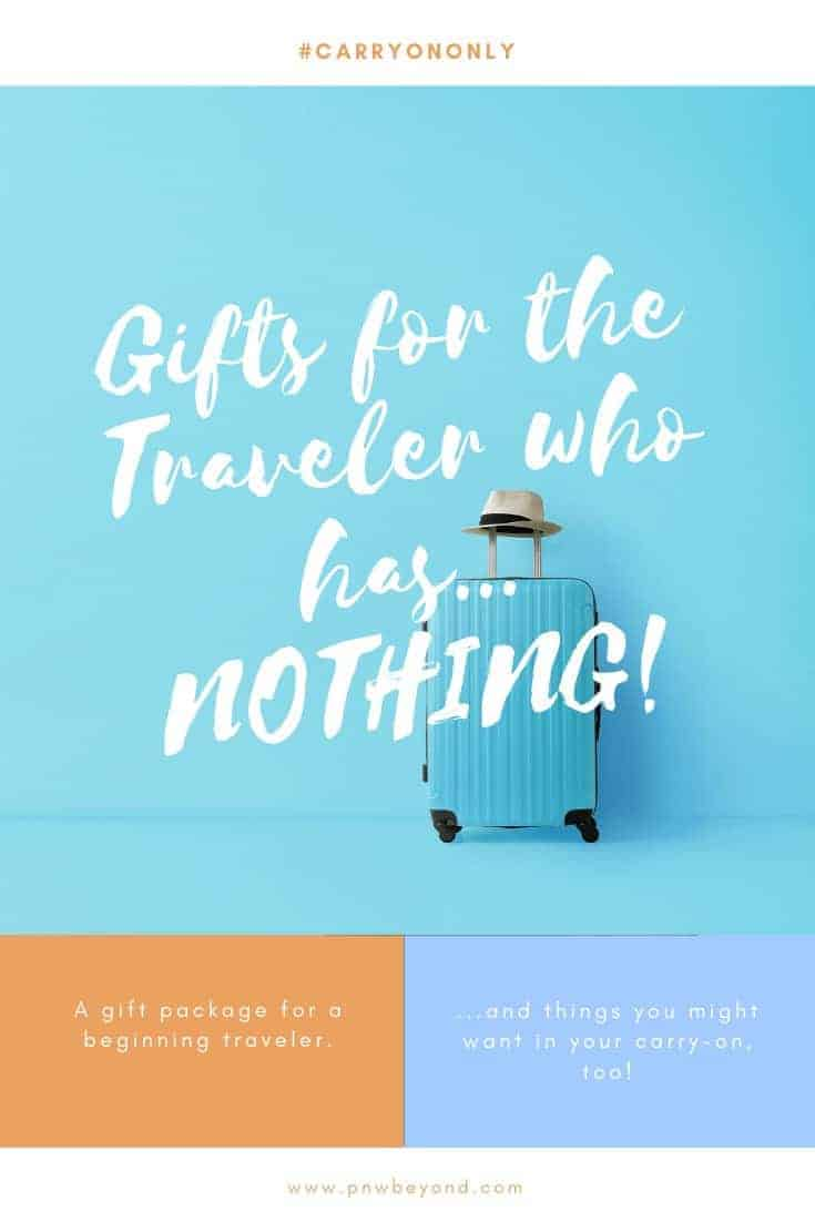 starter travel gifts things to put in your carry on