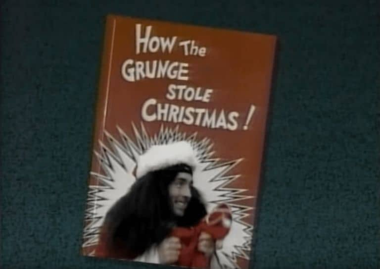 Seattle Christmas Past: How the Grunge Stole Christmas