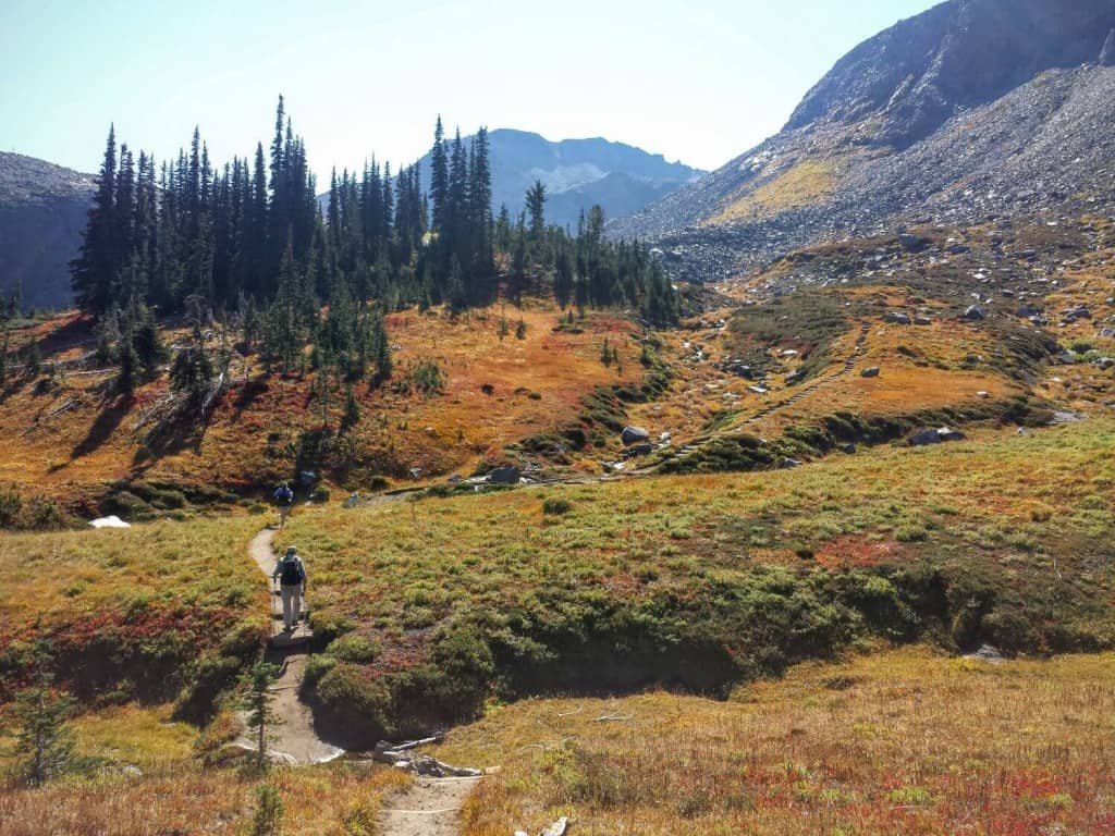 The Summerland Trail