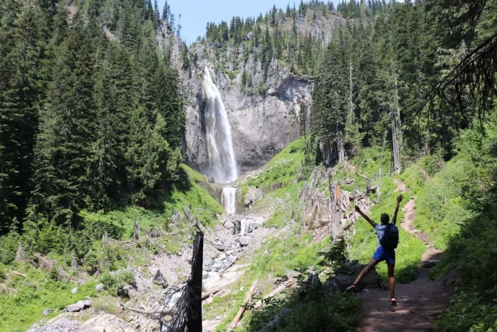 Comet Falls Trail