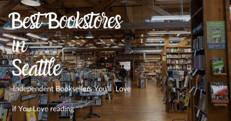 Best Bookstores in Seattle