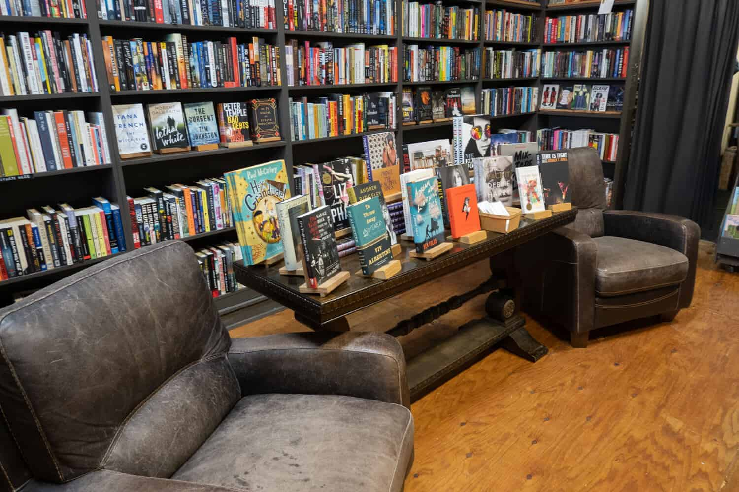 Phinney Books Comfey Seating