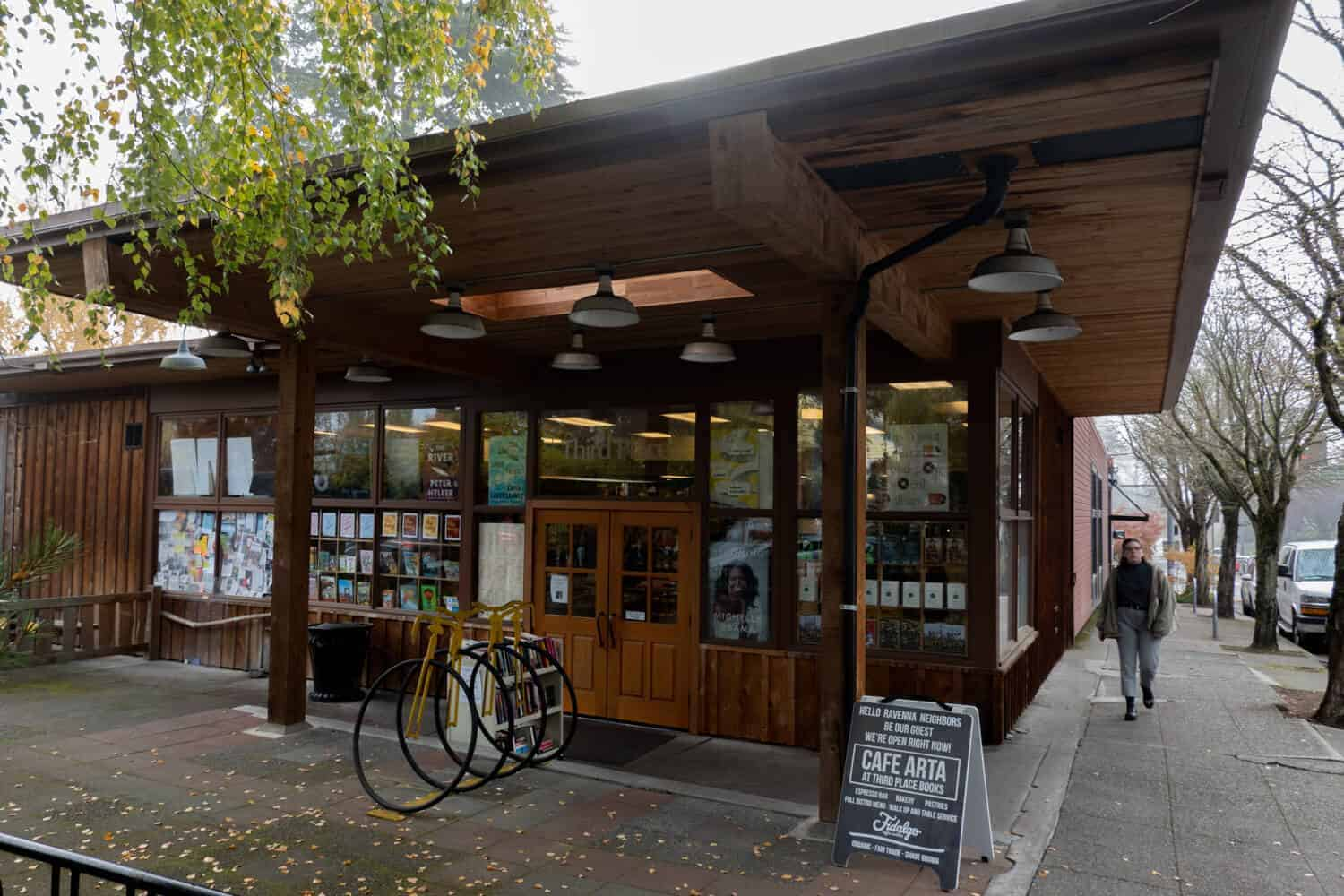 Third Place Books Best Bookstores in Seattle Bookstores Seattle Independent Bookstores