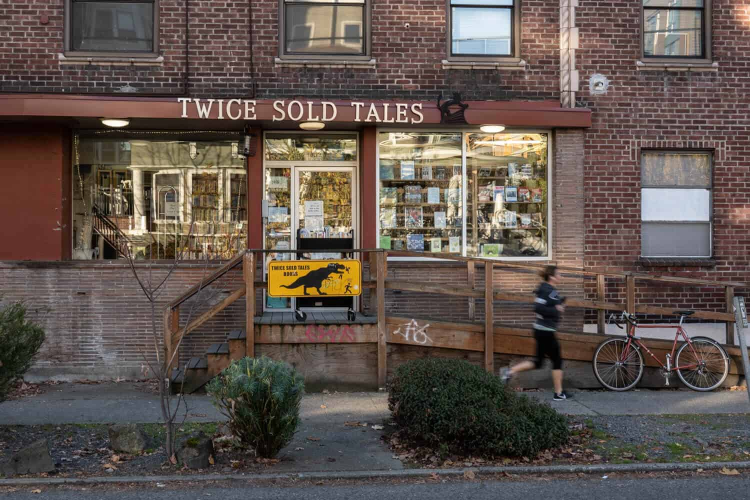 Twice Sold Tales Best Bookstores in Seattle Bookstores Seattle Independent Bookstores