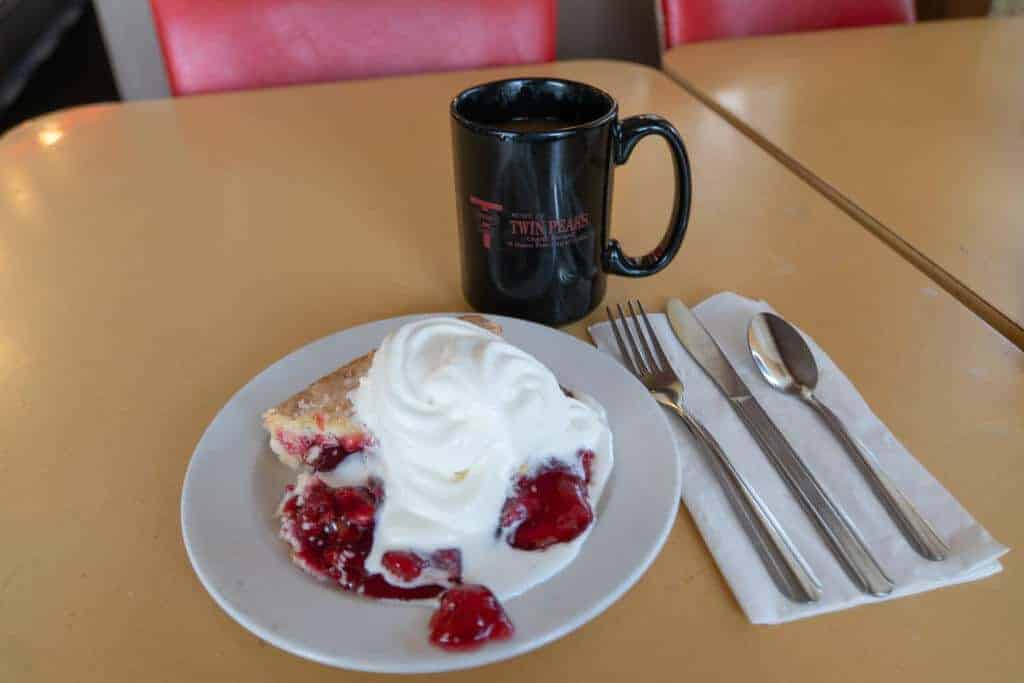 Damn Fine Cherry Pie But Not Coffee best pies in western washington best pie near seatttle