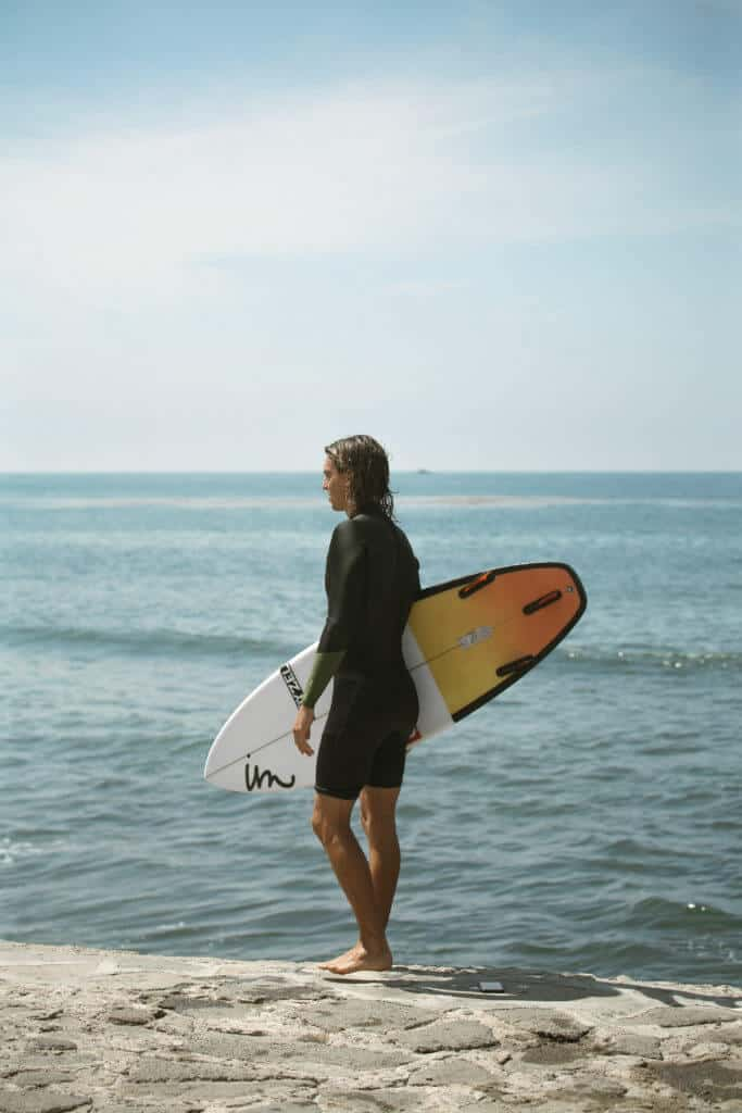 choosing a wetsuit in the pacific northwest spring suit
