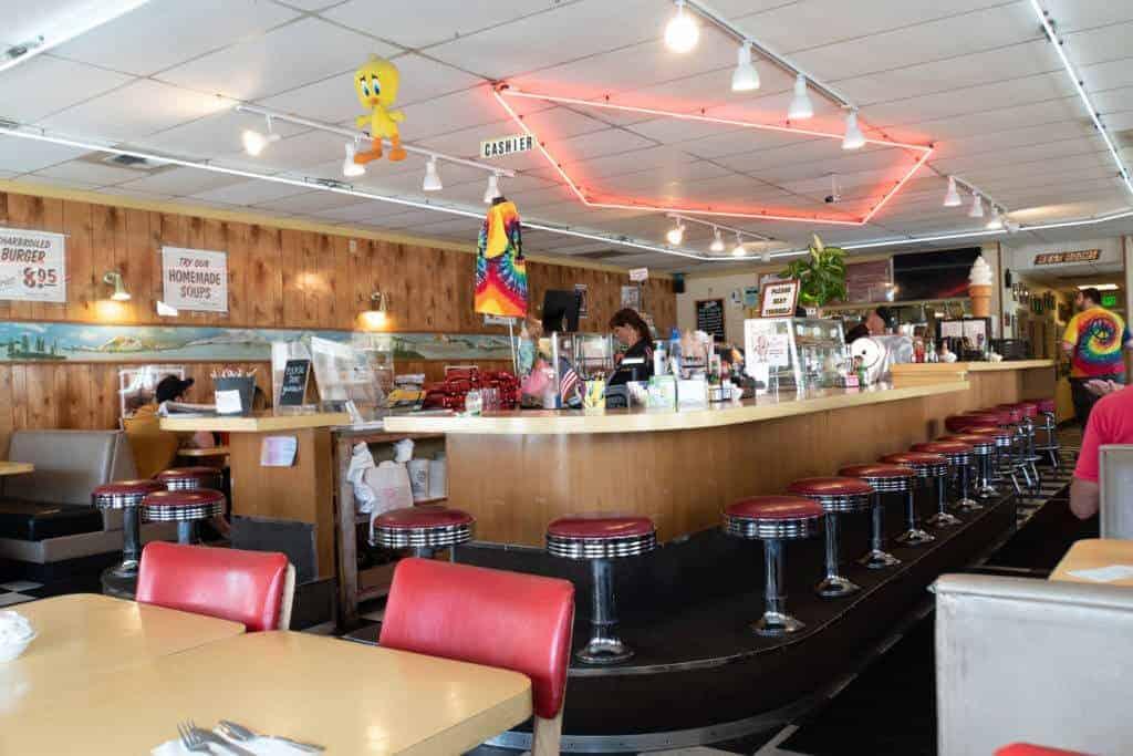 Twedes Cafe Interior best pies in western washington best seattle pies