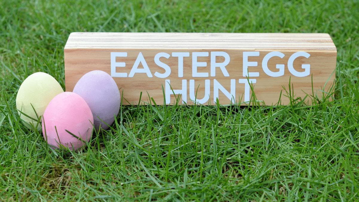 Easter Egg Hunt Event Image
